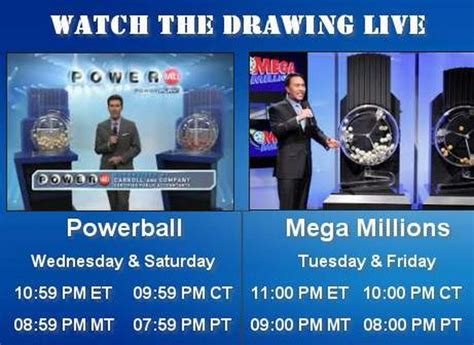 What Time Is The Drawing For The Powerball Tonight