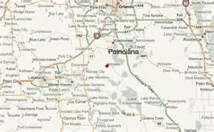 poinciana florida map poinciana location guide
