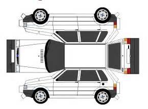 Moldes De Carros Para Armar Imagui Vw Coloring Page