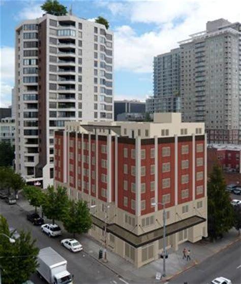 Plymouth Housing Group Constructing New Belltown Apartments Inside Belltown