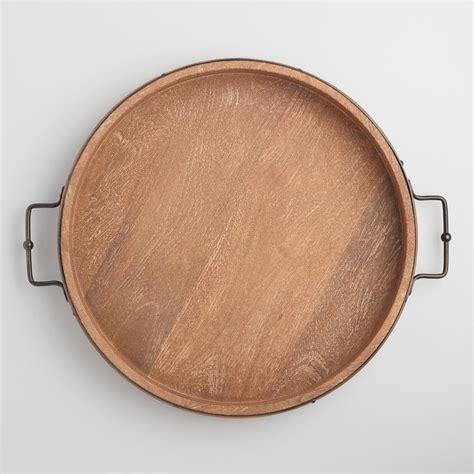 Round wood