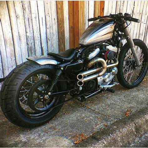 Auspuff Motorrad Sonderanfertigung by Die Besten 25 Harley Davidson Exhaust Ideen Auf