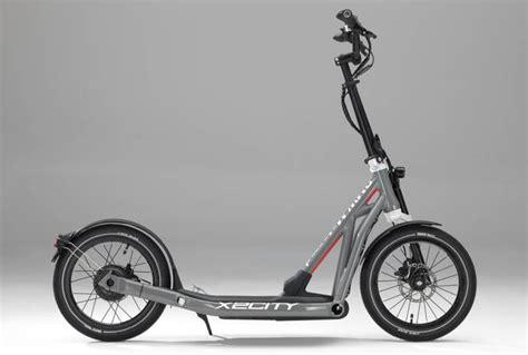 Bmw Motorrad Germany Address by Bmw S X2city Electric Kick Scooter Will Go On Sale Later