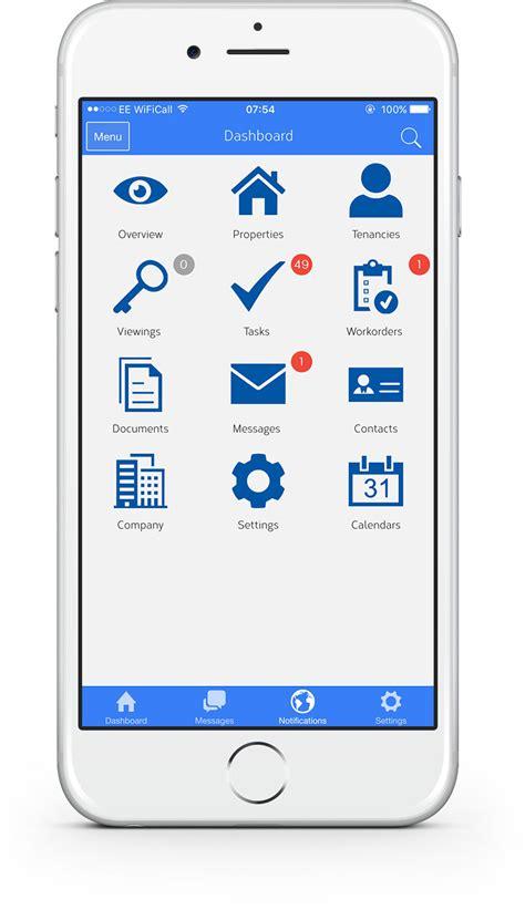 mobile management software property management software arthur