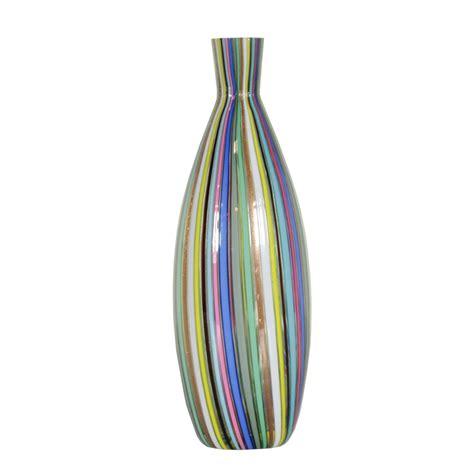 vaso in vetro oggettistica bottega 900