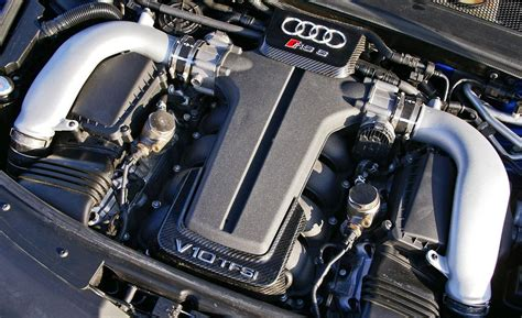 Audi Rs6 Motor by Car And Driver