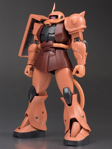 Promo Robot Damashi Ms 06s Char Custom Zaku Ver Anime Murah review robot魂 ms 06s zaku ii char s custom model ver a n i m e big size images info