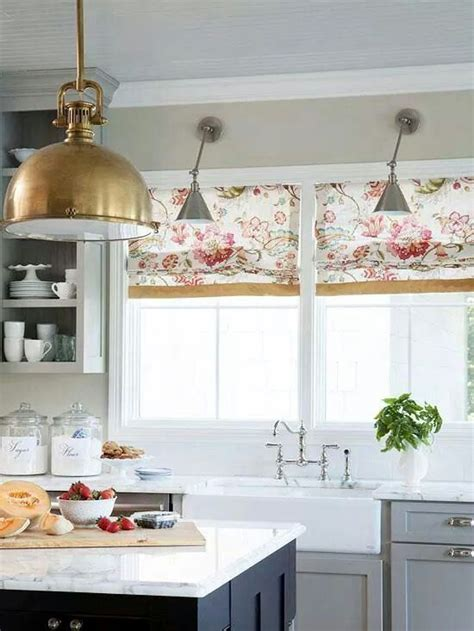 shaker style curtains 8 ways to dress up the kitchen window without using a