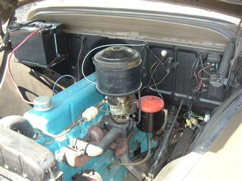 chevrolet 235 261 stovebolt six cylinder performance