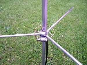 Antena Ring O Vhf 144mhz 5 8 Ground Plane Iz0upss Jimdopage