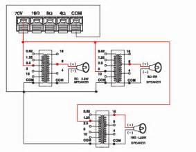 70 volt speaker transformer wiring 70 free engine image for user manual