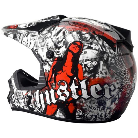 hustler motocross helmet oneal rockhard hustler limited edition motocross helmet