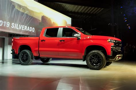 2019 chevrolet silverado 2019 chevrolet silverado 9 silverado surprises and