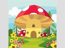 Magical Garden Vector - Download Free Vectors, Clipart ... House With Garden Clipart