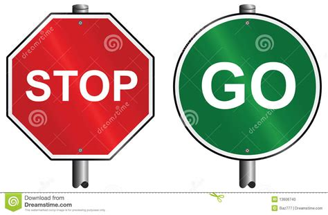 go sign clip art cliparts