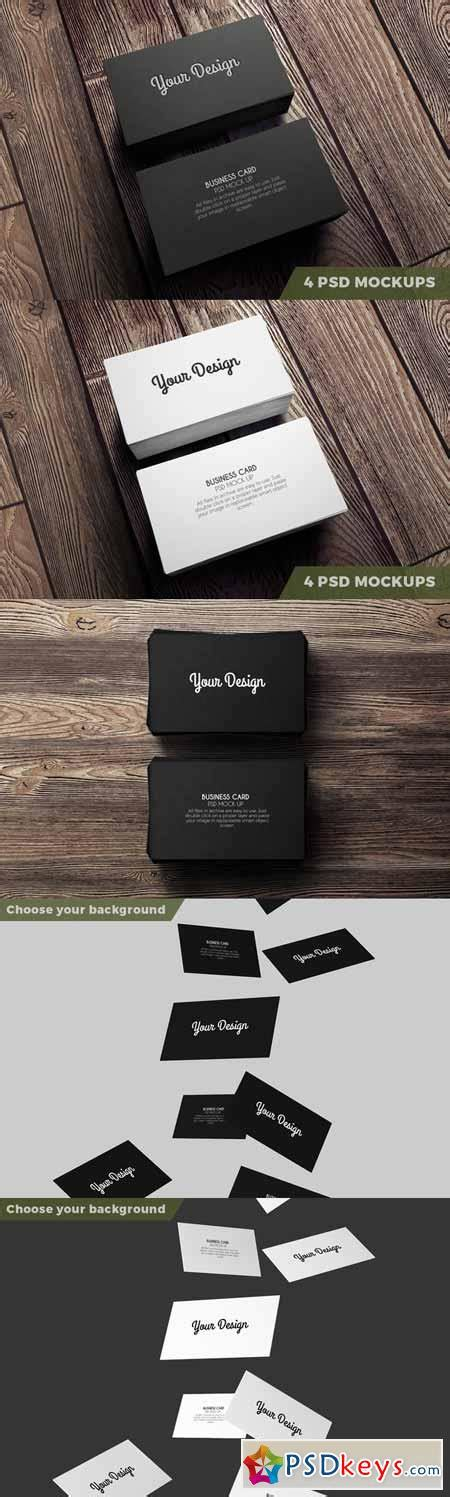 green business card psd template pack 4 pack psd business cards 479915 187 free
