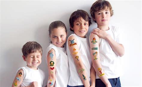 tatuajes para ni 241 os tatoos infantiles para fiestas cumplea 241 os