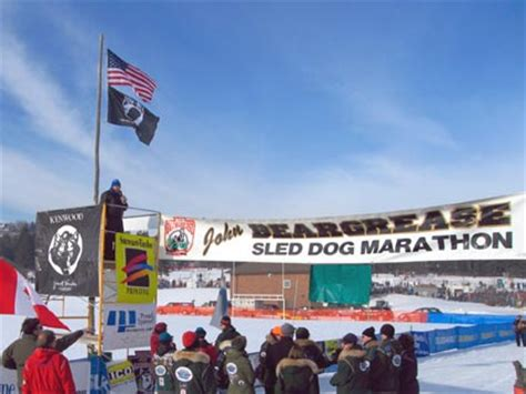 grand marais dragon boat festival 2018 john beargrease sled dog race