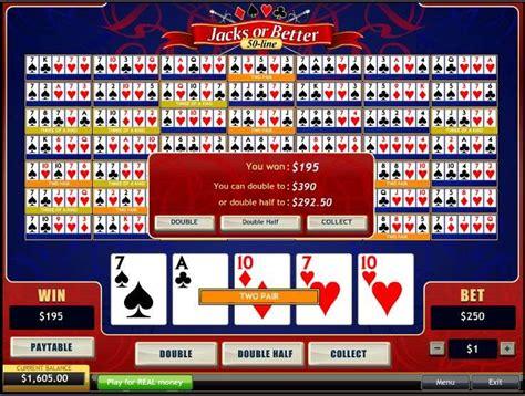 play jacks     video poker  videopoker  playtech