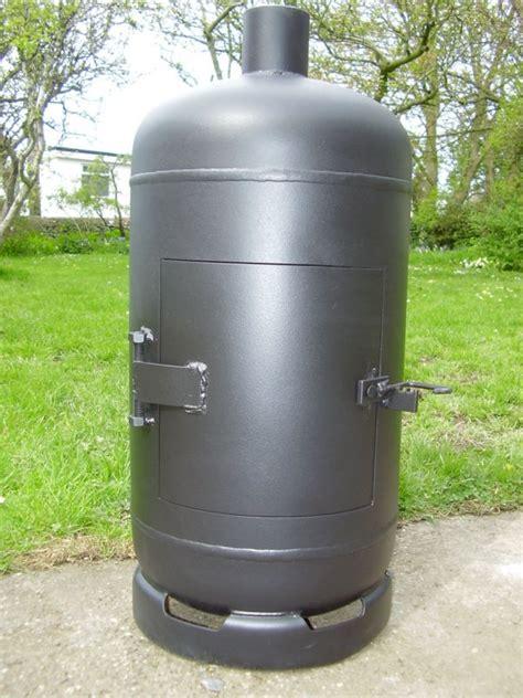 gas bottle chiminea plans gas bottle woodburner heater stove log burner smoker