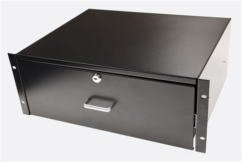 enclosure systems tiroir rack 5u style b noir