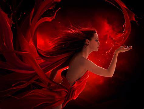 girl underground themes red splash by elenadudina on deviantart