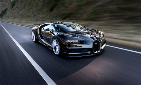 bugatti chiron top speed can the mighty bugatti chiron breakthrough to 288mph