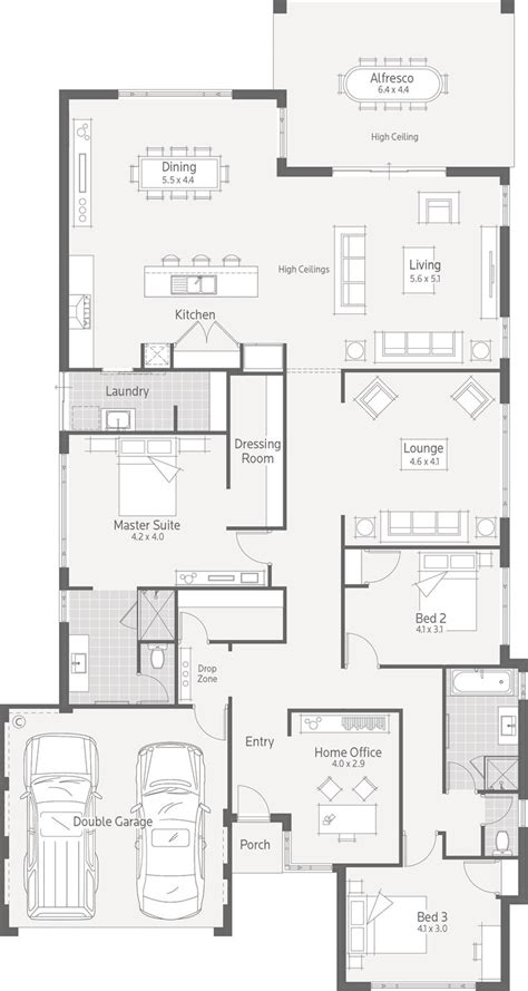 Dale Alcock House Plans 17 Best Images About Floor Plans On House Design Home Design And House Plans