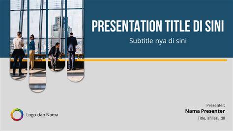 membuat presentasi menarik dengan powerpoint 2013 cara membuat slide judul yang menarik dengan popsicle