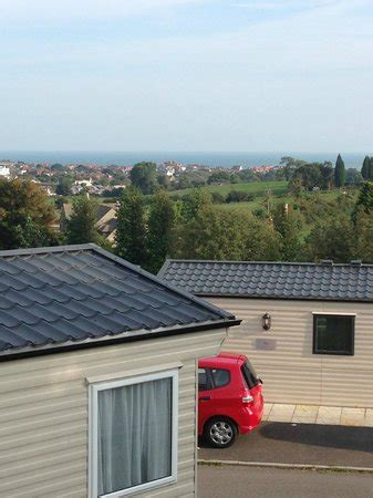 Ulwell Cottage Caravan Park Prices by View Of The Bay From Our Lounge Picture Of Ulwell