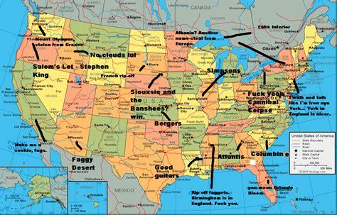 united states of map unitedstatesamerica on topsy one