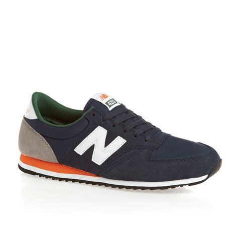 new balance u420 shoes navy free uk delivery on all