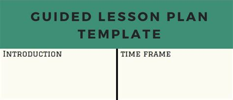 Math Lesson Plan Templates by 5 Downloadable Math Lesson Plan Templates For Small