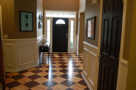 decorating traditional front hallway decorating ideas