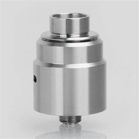 Prometheus Rda Rebuildable Atomizer yftk entheon style rda silver ss 22mm bf rebuildable atomizer