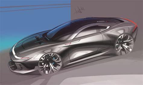 artstation car sketch aleksandr sidelnikov