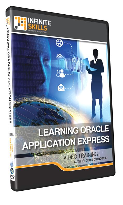 oracle tutorial for experienced infinite skills quot learning oracle application express