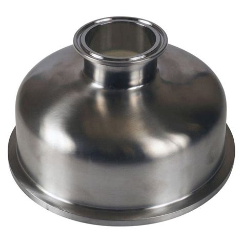 Sanitary Ss304 Dia 6 Inch bowl reducer tri cl 6 quot x 2 quot sanitary stainless steel ss304 ebay