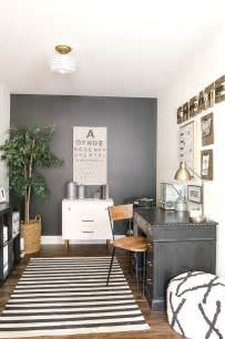 Small Home Office Decor by 25 Best Ideas About Grey Office On Pinterest