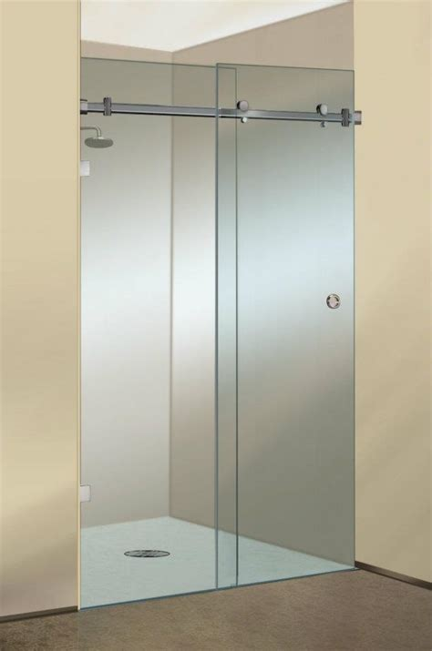 Sliding Showers Doors Glass360 Specialist And Bespoke Glass Shower Doors