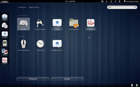 environnement bureau linux gnome 3 l environnement de bureau innove en repartant de