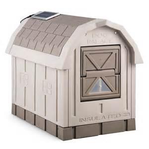 Dog palace insulated dog house 4 jpg