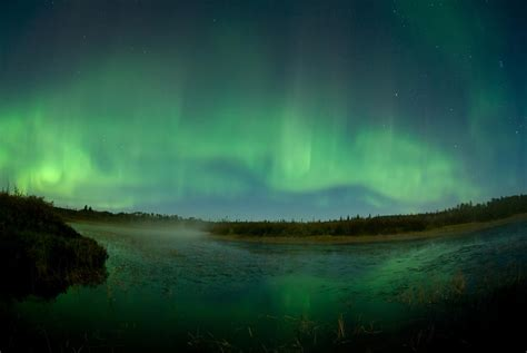 northern lights sun l new aurora pictures sun storms trigger sky shows