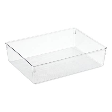Linus Drawer Organizer by Linus Closet Drawer Organizers The Container Store