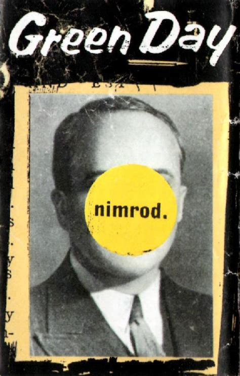 Green Day Nimrod Cd green day nimrod cassette album at discogs