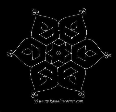 dot kolangal pattern dots and search on pinterest
