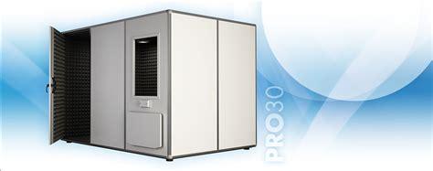 cabine silenti cabina silente per audiometria pumapro30