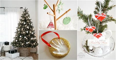 how to make simple clay christmas trees 13 diy clay ornaments that add style to your tree diy crafts