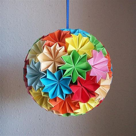 Make Origami Decorations - make origami ornaments my decorative