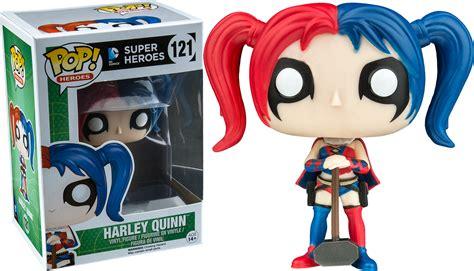 Funko Pop Dc Comic Batman Harley Quinn With Mallet Topic harley quinn with mallet funko pop batman exclusive vinyl figure popcultcha
